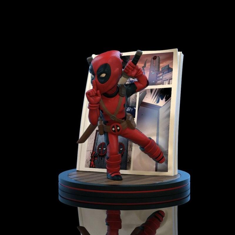 Deadpool 4D - Marvel - Q-Figur Diorama 10cm