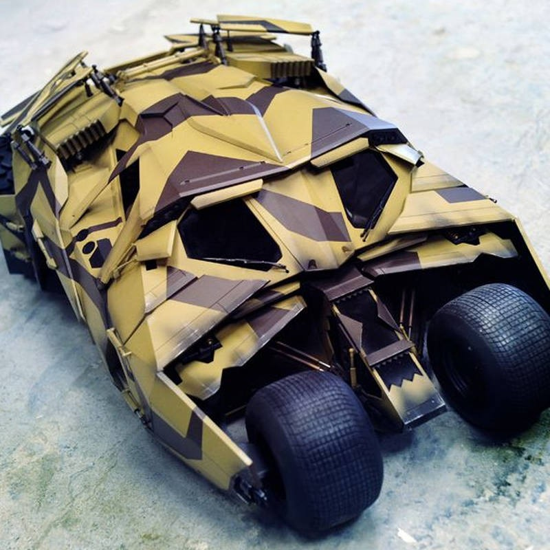Tumbler (Camouflage Version) - Dark Knight Rises - 1/6 Scale