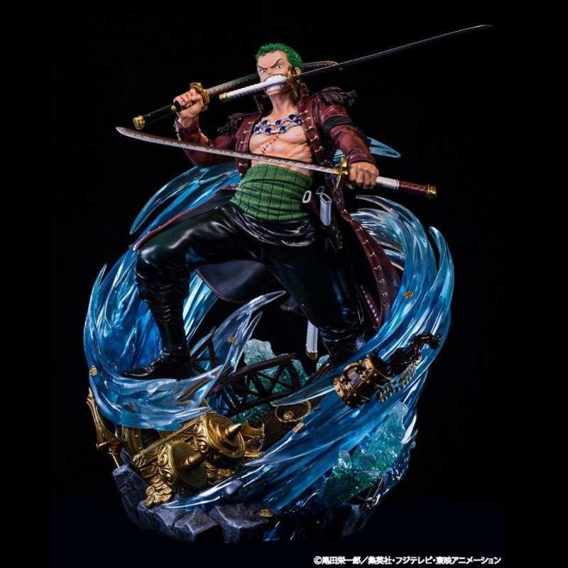 Roronoa Zoro - One Piece - Polystone Statue