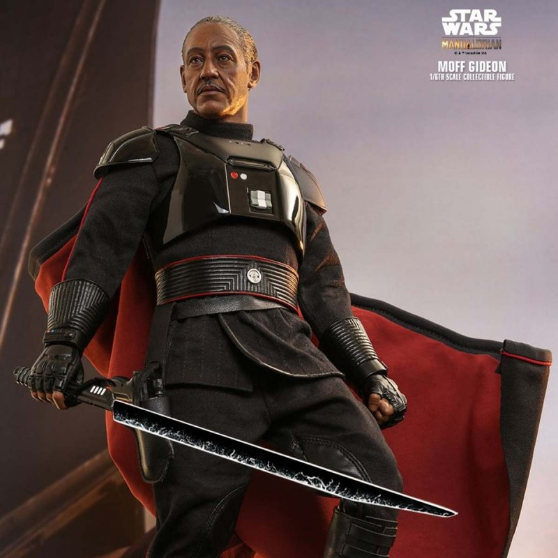 Moff Gideon - Star Wars The Mandalorian - 1/6 Scale Figur