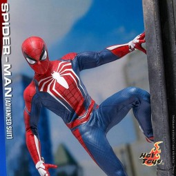 Spider-Man Advanced Suit - Marvel's Spider-Man - 1/6 Scale Figur