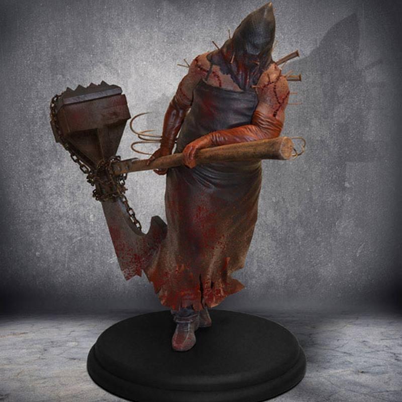 Henker Majini - Resident Evil - 1/4 Scale Statue
