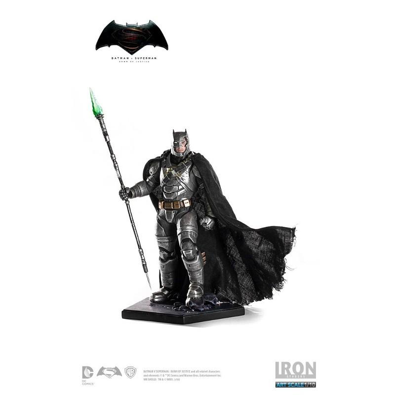 Armored Batman - Batman vs Superman - 1/10 Scale Statue