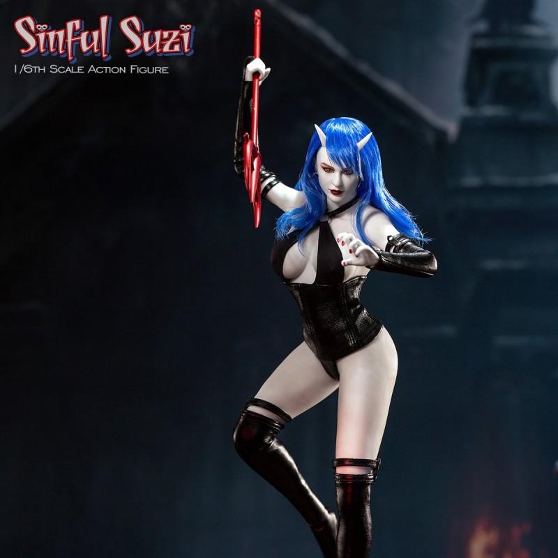 Sinful Suzi - 1/6 Scale Actionfigur