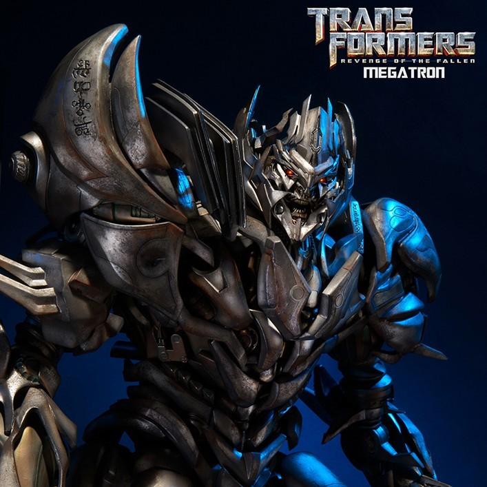 Megatron - Transformers - Museum Master Line Statue