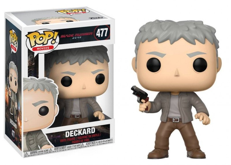 Deckard - Blade Runner 2049 - Movies POP! Vinyl Figur