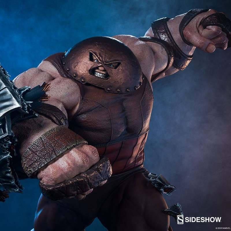 Juggernaut - Marvel Comics - Maquette