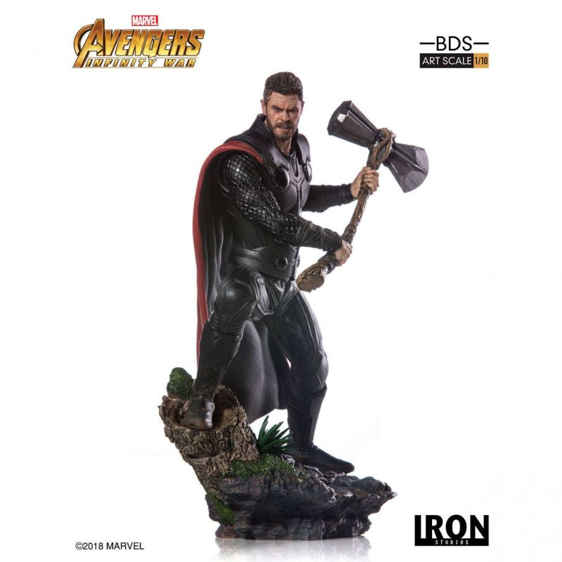 Thor - Avengers Infinity War - BDS Art 1/10 Scale Statue