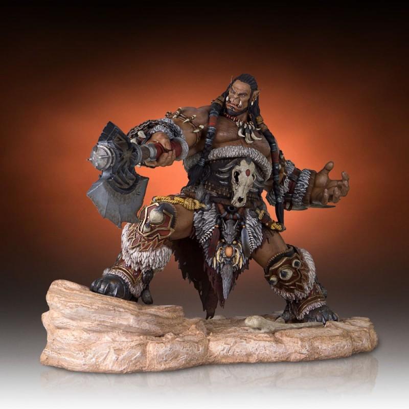 Durotan - Warcraft The Beginning - Statue 32cm