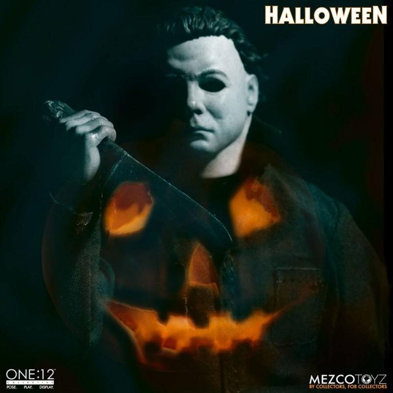 Michael Myers - Halloween - 1/12 Scale Figur