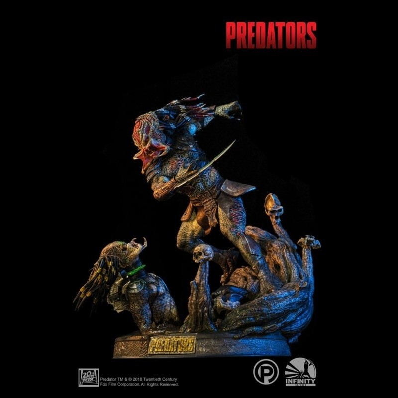 Berserker Predator - Predators - 1/4 Scale Statue