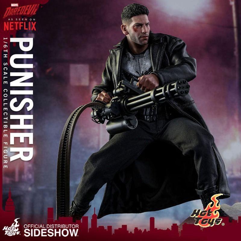 Punisher - Daredevil - 1/6 Scale Figur
