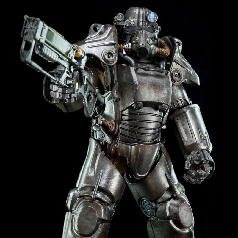 T-45 Power Armor - Fallout 4 - 1/6 Scale Action Figur