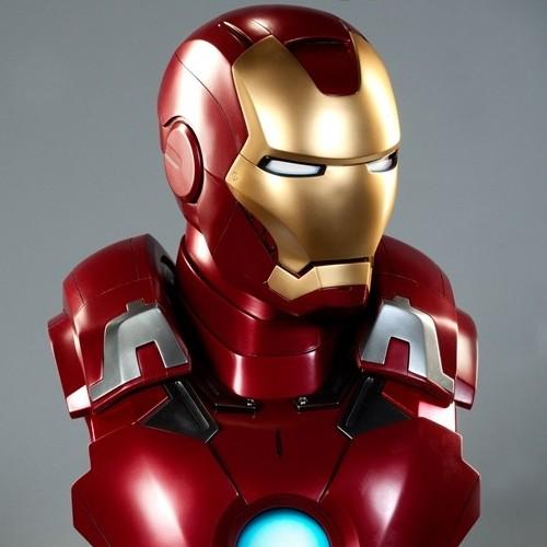 Mark VII - Avengers - Life-Size Büste
