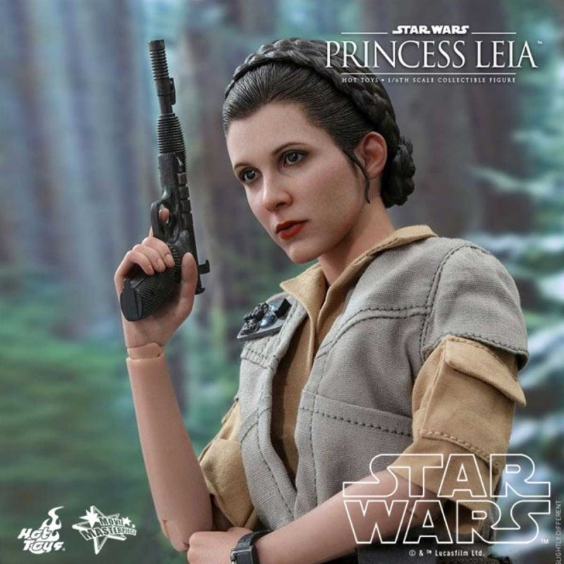 Princess Leia - Star Wars Episode VI - 1/6 Scale Figur