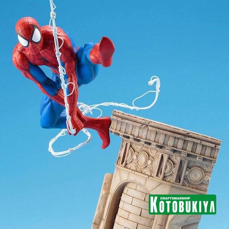 Spider-Man Web Slinger - Marvel Universe - 1/6 Scale ARTFX Statue
