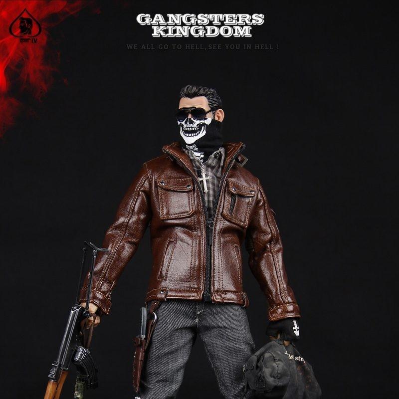 Spade 4 - Gangster's Kingdom - 1/6 Scale Actionfigur