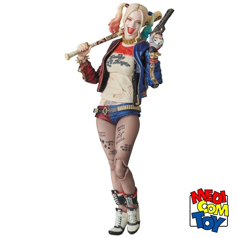 Harley Quinn Previews Exclusive - Suicide Squad - MAF EX Actionfigur
