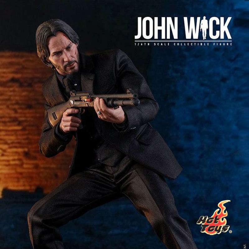 John Wick - John Wick Kapitel 2 - 1/6 Scale Figur