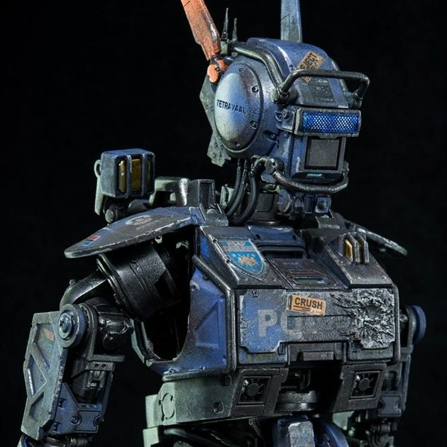 Chappie - 1/6 Scale Action Figur