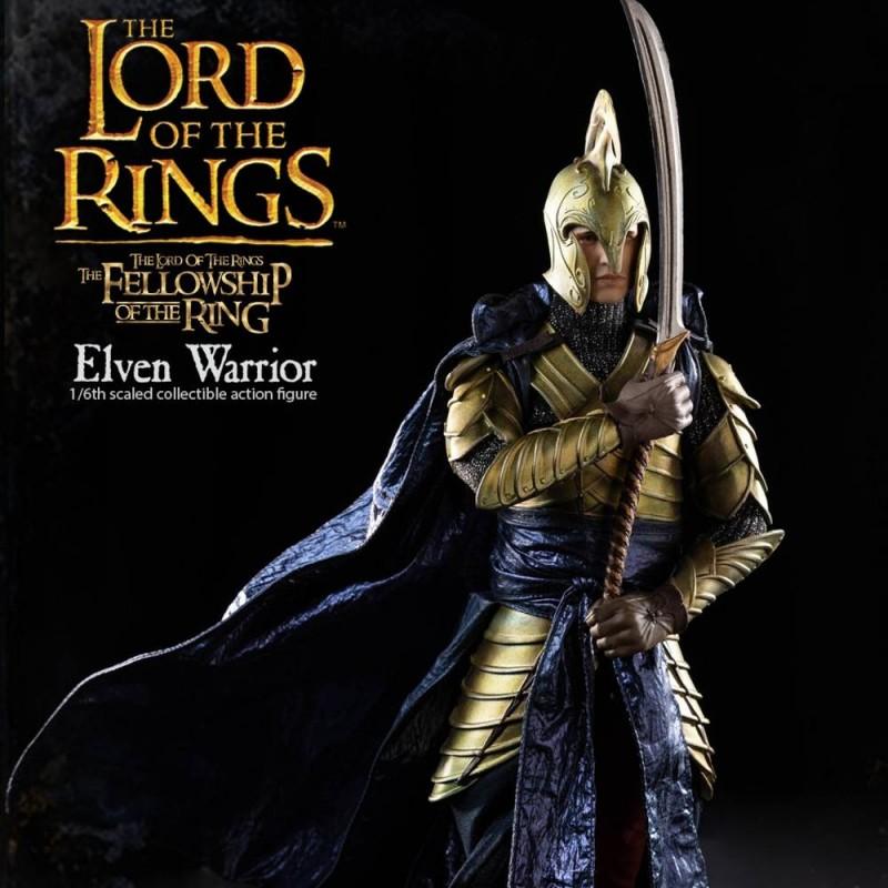 Elven Warrior - Herr der Ringe - 1/6 Scale Actionfigur