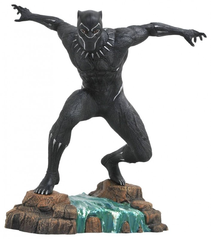 Black Panther (Movie) - Marvel Gallery - PVC Statue