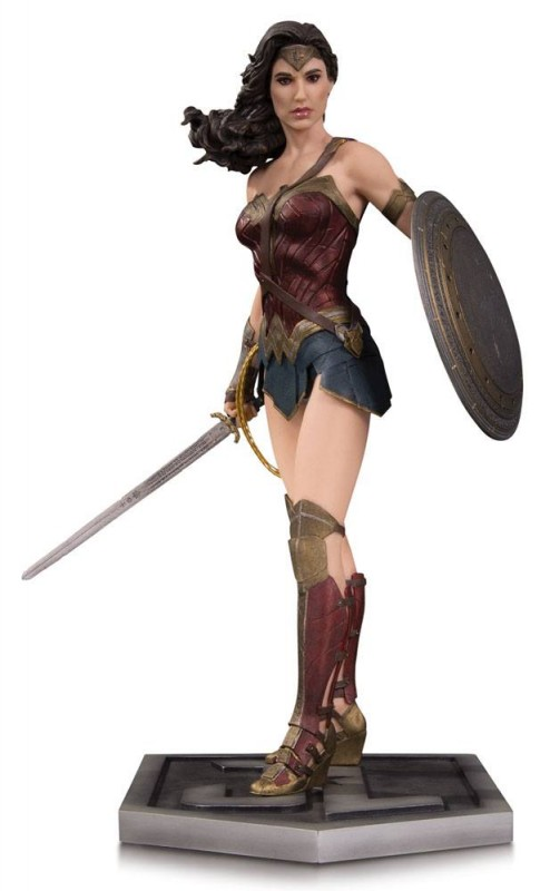 Wonder Woman - Justice League - Resin Statue