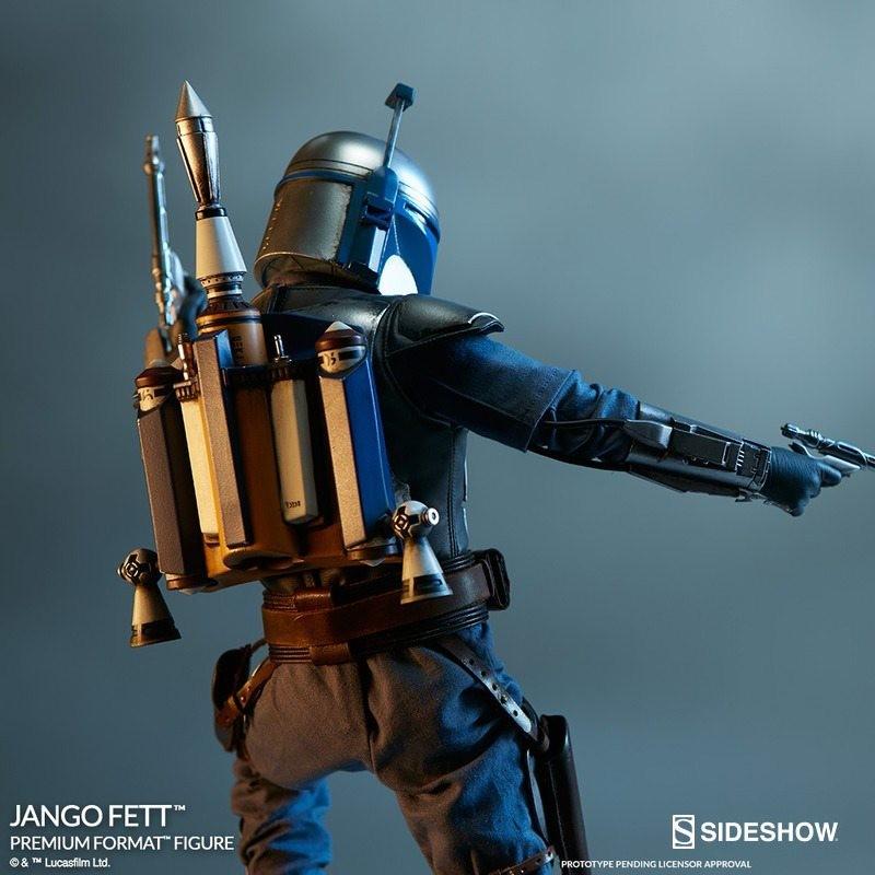Jango Fett - Star Wars - Premium Format Statue