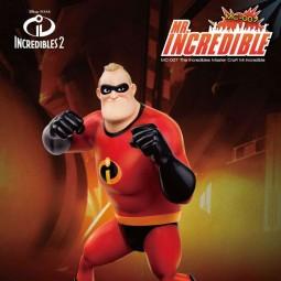 Mr. Incredible - Die Unglaublichen - Master Craft Statue 1/4