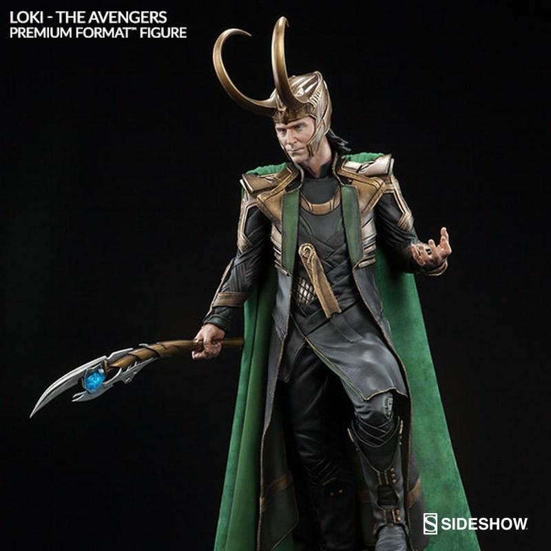 Loki - The Avengers - Premium Format Statue