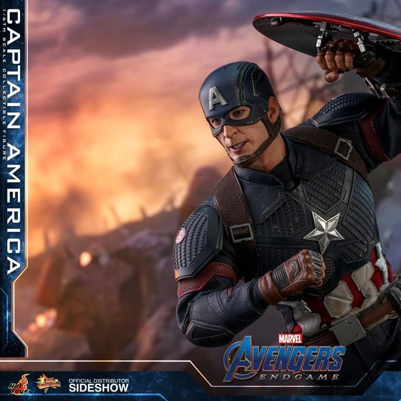 Captain America - Avengers: Endgame - 1/6 Scale Figur