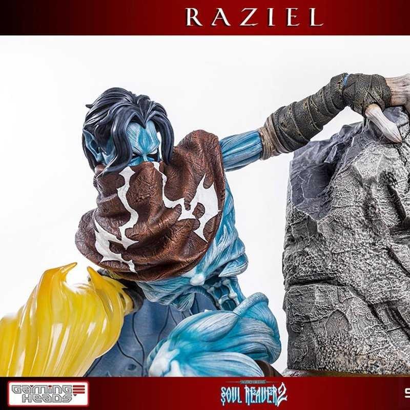 Raziel - Soul Reaver 2 - 1/4 Scale Statue