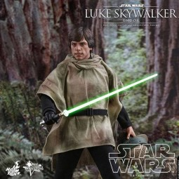 Endor Luke Skywalker - Star Wars - 1/6 Scale Figur