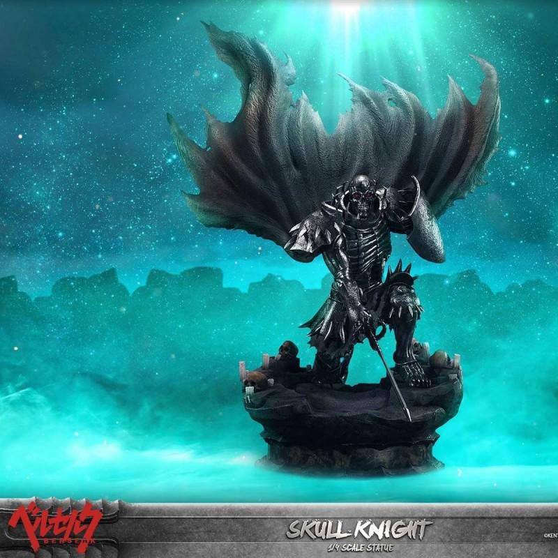 Skull Knight - Berserk - 1/4 Scale Polystone Statue