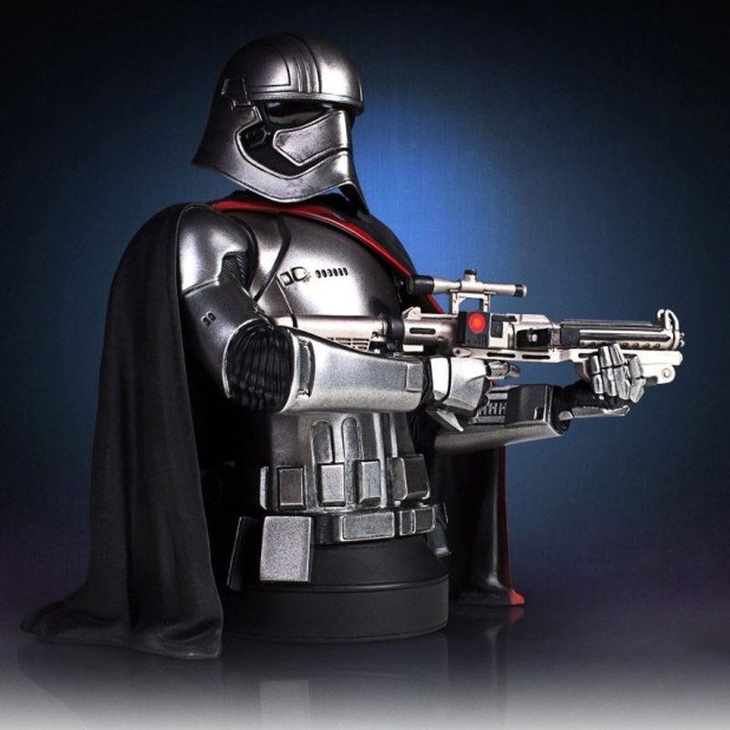 Captain Phasma - Star Wars - SDCC 2016 Büste 1/6