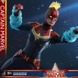 Captain Marvel - Captain Marvel - 1/6 Scale Figur