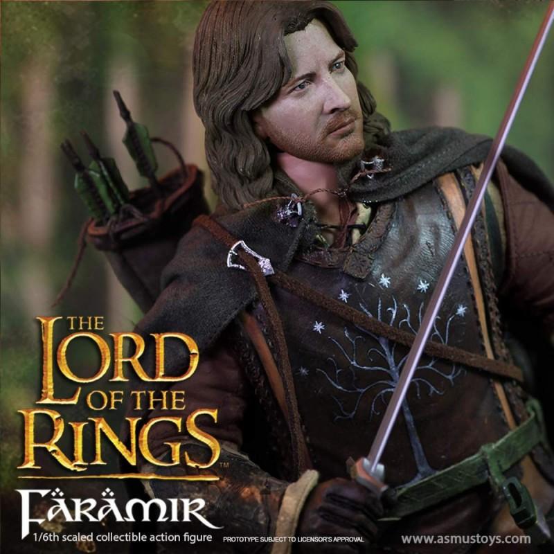 Faramir - Herr der Ringe - 1/6 Scale Actionfigur
