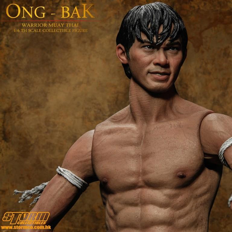 Thai Warrior Ting - Ong-Bak - 1/6 Scale Figur