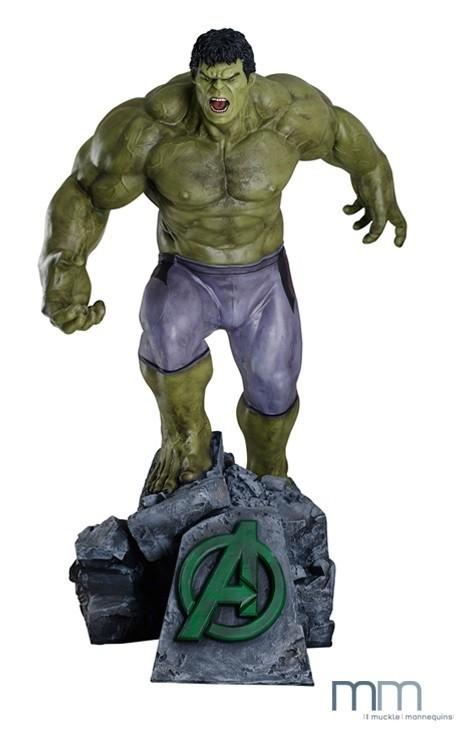 Hulk - Avengers Age of Ultron - Life-Size Statue