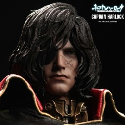 Captain Harlock - 1/6 Scale Action Figur