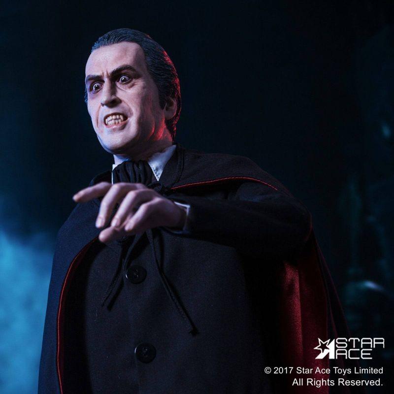 Count Dracula - Dracula Nächte des Entsetzens - 1/4 Scale Statue