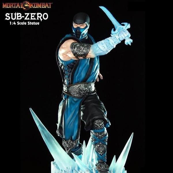 Sub-Zero - Mortal Kombat - 1/4 Scale Statue
