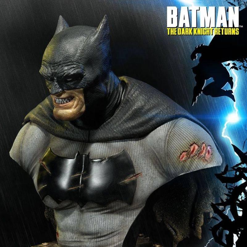 Batman - Batman Rückkehr des Dunklen Ritters - 1/3 Scale Premium Büste