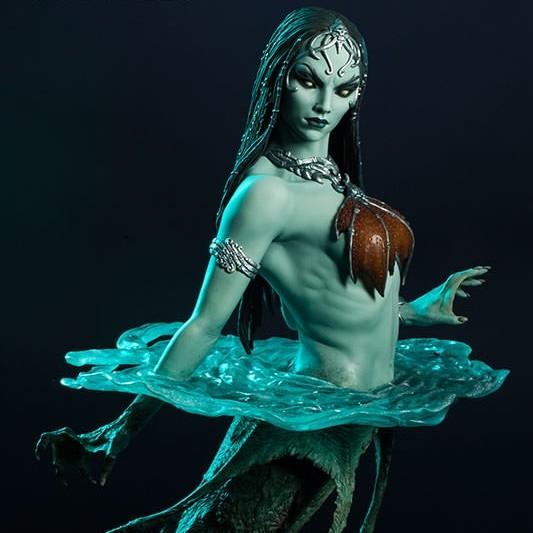 Death's Siren Gallevarbe - Premium Format Statue