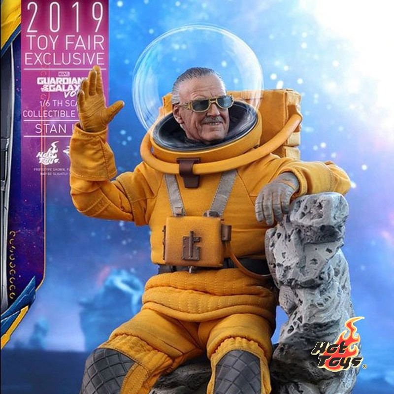 Stan Lee - Guardians of the Galaxy Vol. 2 - 1/6 Scale Figur