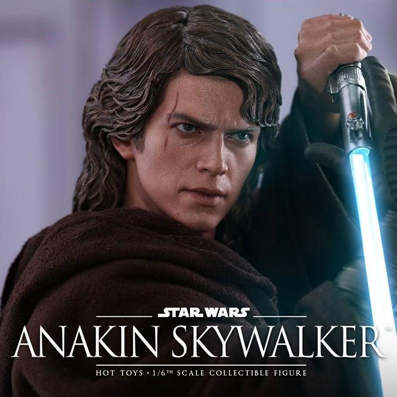 Anakin Skywalker - Star Wars Episode III - 1/6 Scale Figur