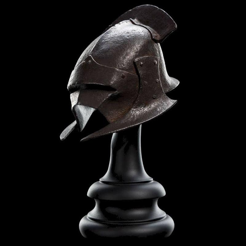 Uruk-Hai Swordsman Helm - Herr der Ringe - Replika 18 cm