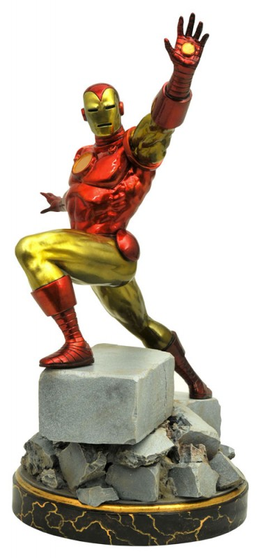 Classic Iron Man - Marvel - Premier Collection Statue