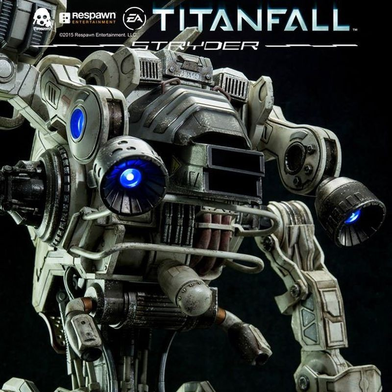 IMC Stryder - Titanfall - Actionfigur 51 cm