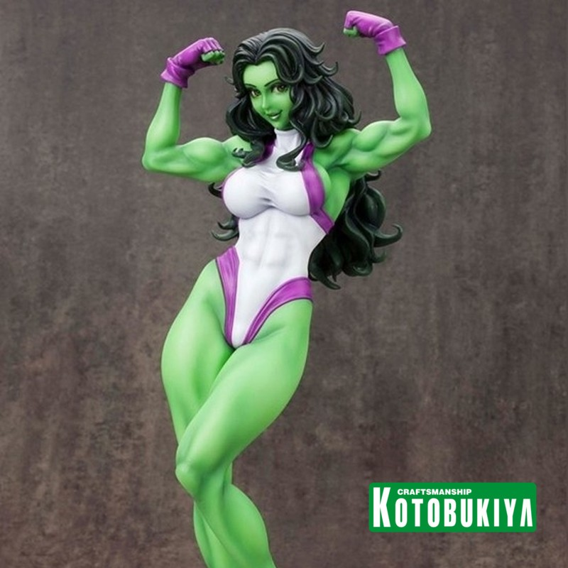 She-Hulk - Marvel - Bishoujo PVC Statue